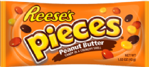 Hershey's Reese's Peanut Butter Pieces 43g